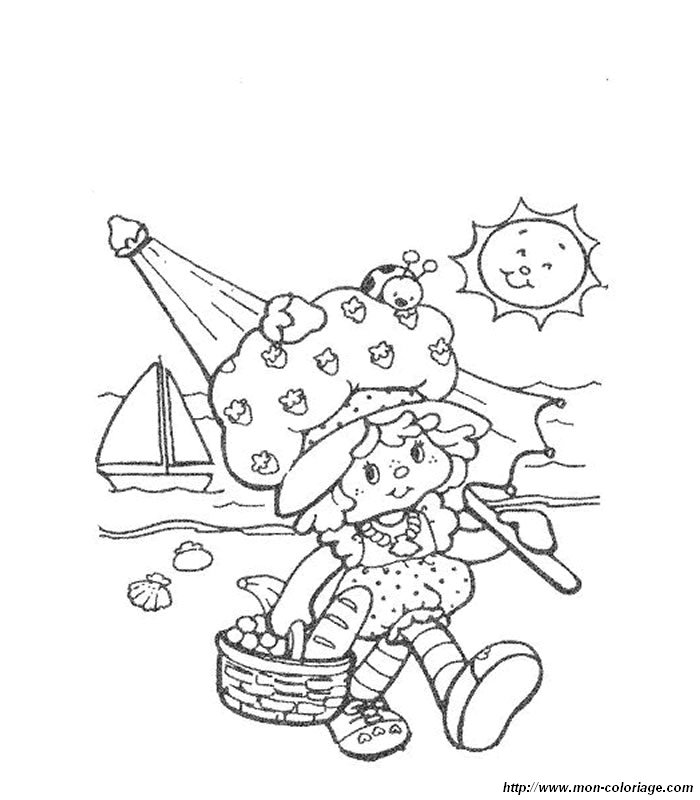 picture strawberry shortcake 6