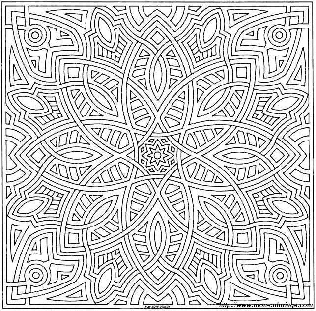 coloring Mandalas, page mandalas mandalas76a95 019