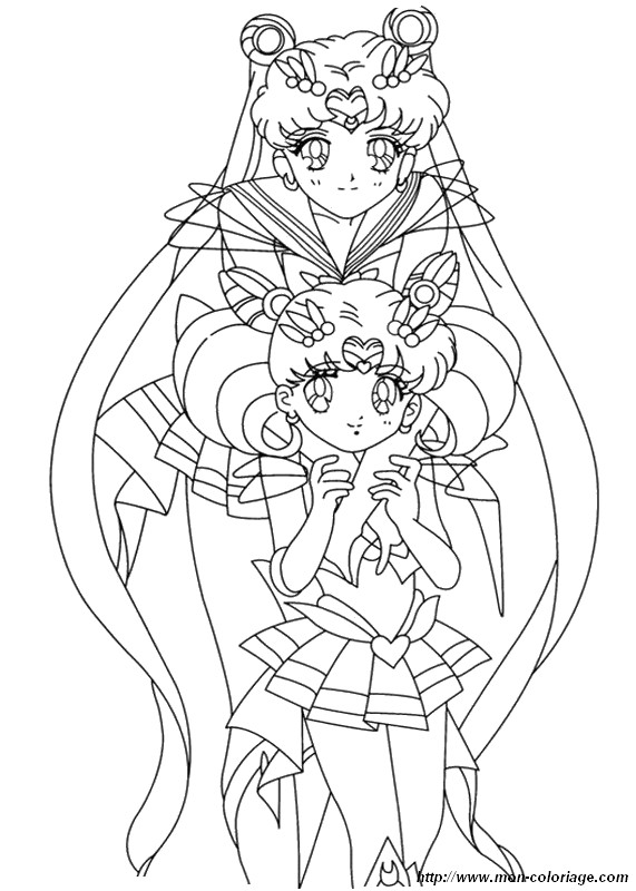 picture sailor moon manga