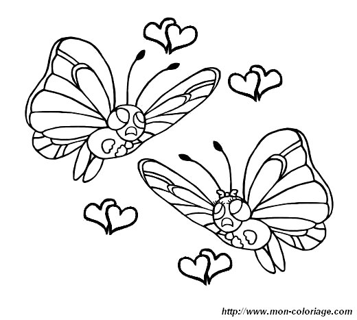 butterfly coloring pages crayola pokemon - photo#1