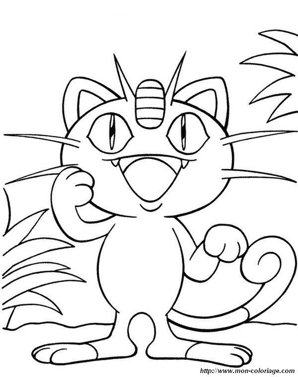 picture meowth