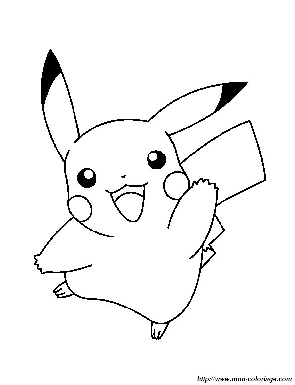 picture pikachu the pokemon