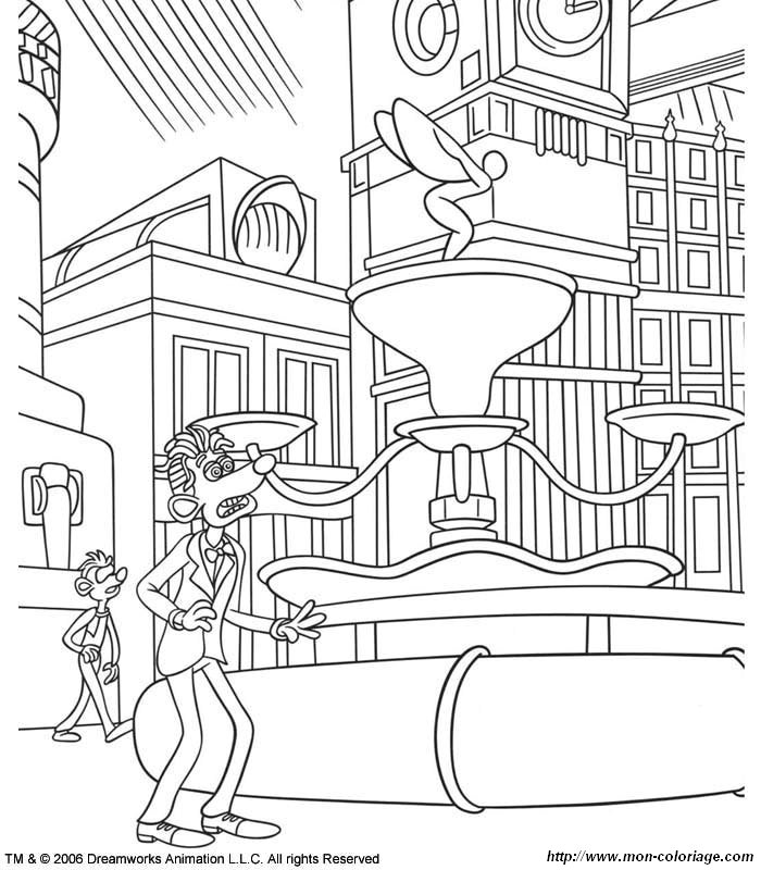 emerald city coloring pages - photo#6