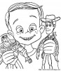 toy story colouring